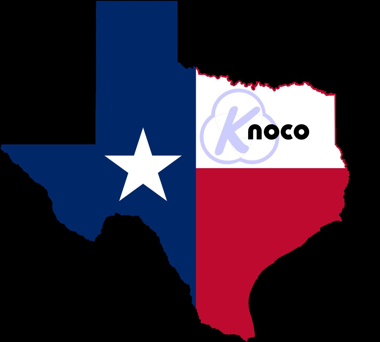 Logo KnocoTexas